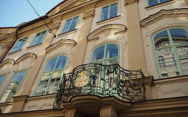 Отель Harrachovsky Palace вид на фасад