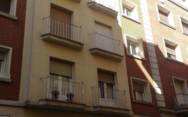 Отель Plaza de España Madrid Centro Мадрид вид на фасад