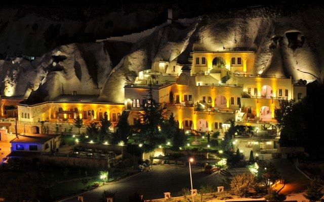 Alfina Cave Hotel-Special Category Турция, Ургуп - отзывы, цены и фото номеров - забронировать отель Alfina Cave Hotel-Special Category онлайн вид на фасад