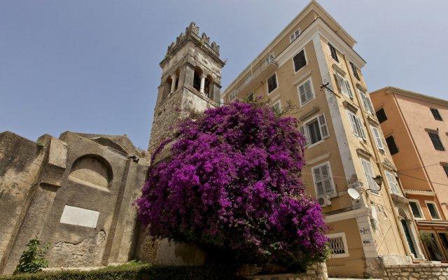 Отель LOC Aparthotel Annunziata Греция, Корфу - отзывы, цены и фото номеров - забронировать отель LOC Aparthotel Annunziata онлайн вид на фасад