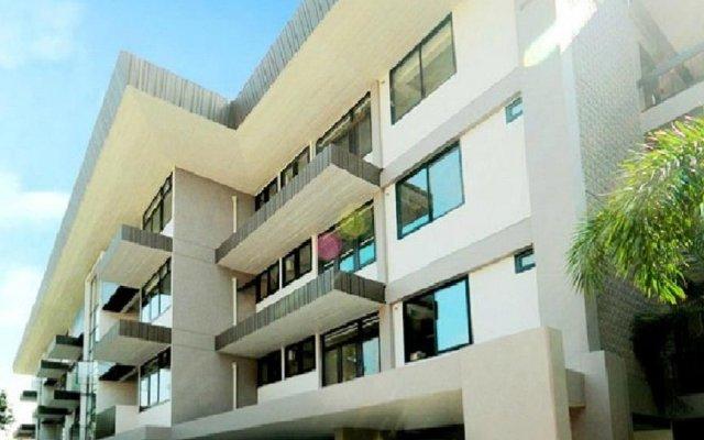Апартаменты President Boutique Apartment вид на фасад