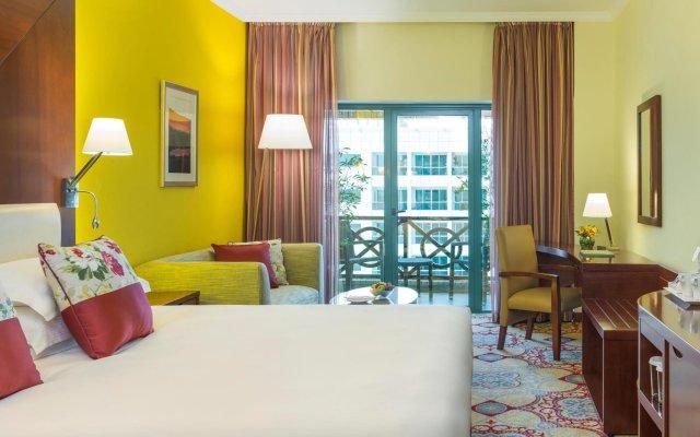 Отель Coral Deira Дубай комната для гостей