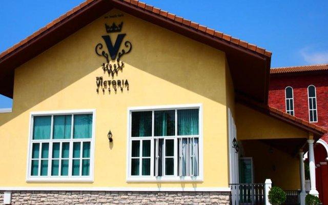 Отель The Victoria Resort Pattaya вид на фасад
