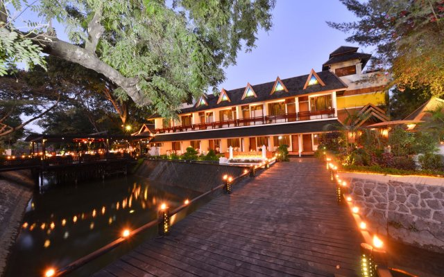 Hotel Amazing Nyaung Shwe вид на фасад