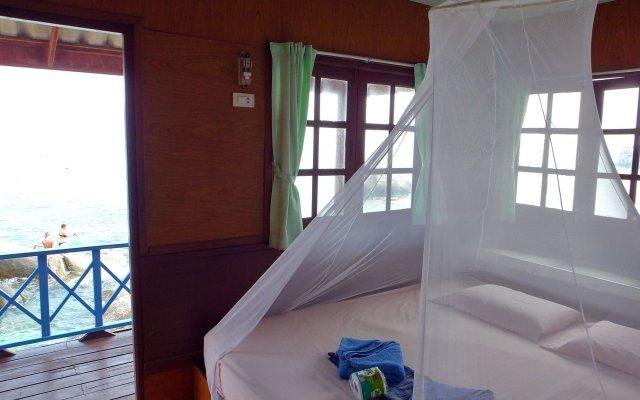 Отель OK2 Bungalow комната для гостей