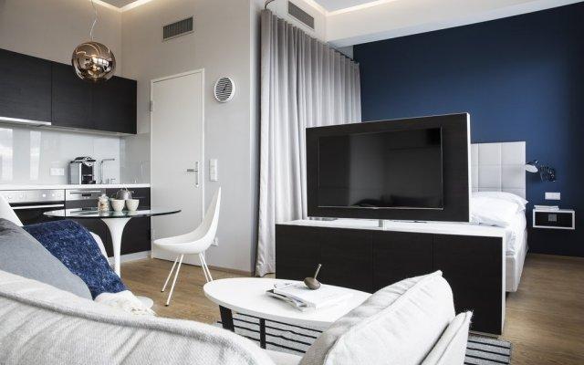 Отель PhilsPlace Full-Service Apartments Vienna Австрия, Вена - 1 отзыв об отеле, цены и фото номеров - забронировать отель PhilsPlace Full-Service Apartments Vienna онлайн комната для гостей