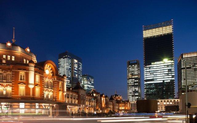 Hostel Komatsu Ueno Station Токио вид на фасад