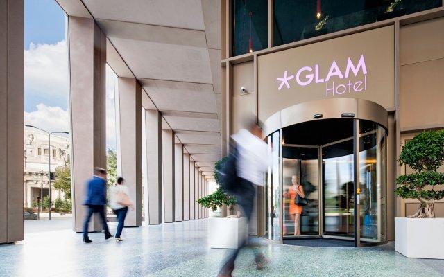 Отель Glam Milano Италия, Милан - 2 отзыва об отеле, цены и фото номеров - забронировать отель Glam Milano онлайн вид на фасад