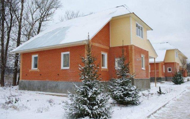 Гостиница Уют Внуково вид на фасад