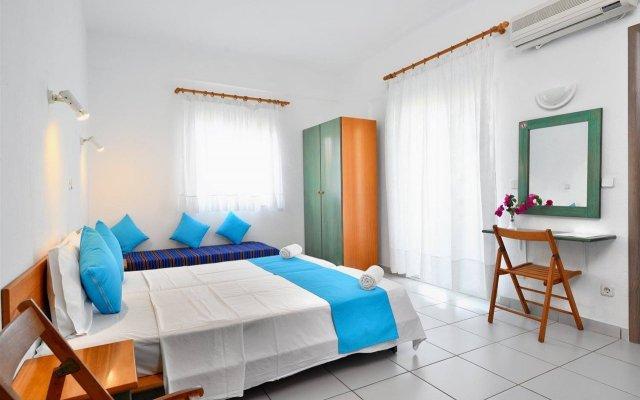 Отель Nikiti Beach комната для гостей