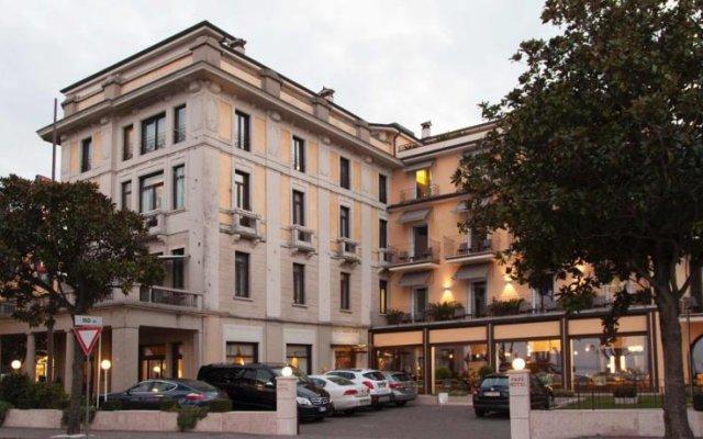 Park Hotel вид на фасад