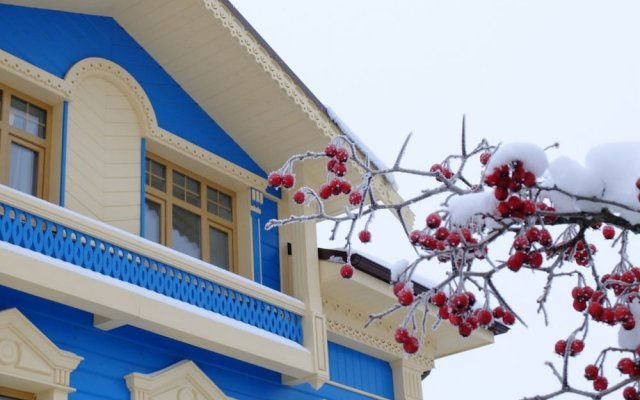 Гостиница Дача «Белый берег» в Суздале отзывы, цены и фото номеров - забронировать гостиницу Дача «Белый берег» онлайн Суздаль вид на фасад