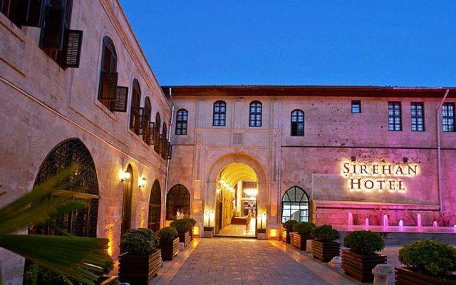 Sirehan Hotel Турция, Газиантеп - отзывы, цены и фото номеров - забронировать отель Sirehan Hotel онлайн вид на фасад