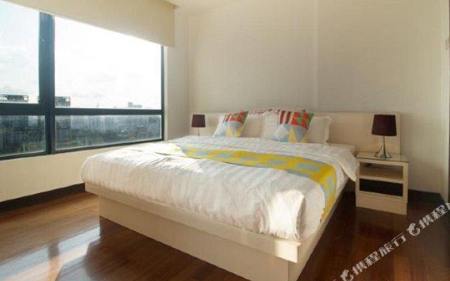 OYO 617 Home Casa Residency 2Br Near Berjaya Times Square