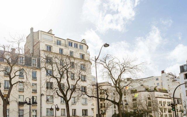 Отель Auteuil Terraces вид на фасад