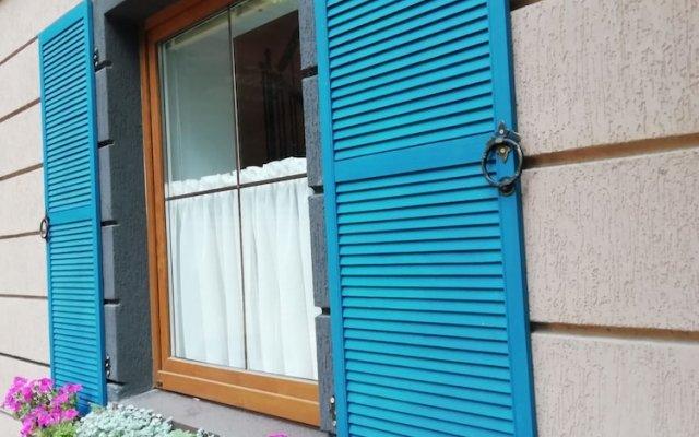 Гостиница Вилла Гретта в Светлогорске отзывы, цены и фото номеров - забронировать гостиницу Вилла Гретта онлайн Светлогорск вид на фасад