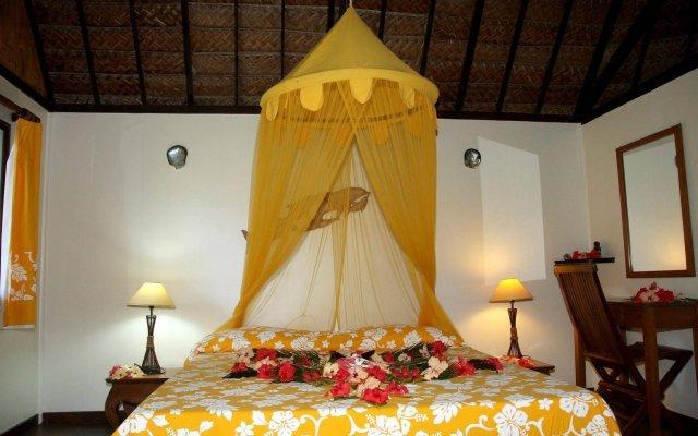 Отель Fare Vaihere Французская Полинезия, Муреа - отзывы, цены и фото номеров - забронировать отель Fare Vaihere онлайн комната для гостей