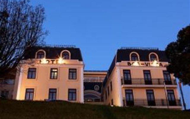 Hotel Boa-Vista вид на фасад