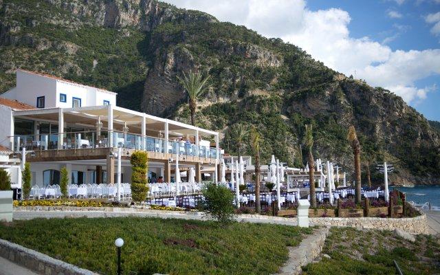 Liberty Hotels Lykia Турция, Олудениз - отзывы, цены и фото номеров - забронировать отель Liberty Hotels Lykia - All Inclusive онлайн вид на фасад