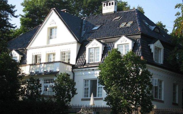 Отель Residence Kristinelund Норвегия, Осло - отзывы, цены и фото номеров - забронировать отель Residence Kristinelund онлайн вид на фасад