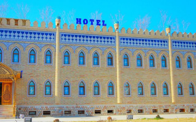 Отель Hon Saroy Узбекистан, Ташкент - 2 отзыва об отеле, цены и фото номеров - забронировать отель Hon Saroy онлайн вид на фасад