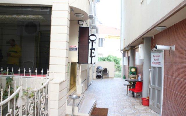 Yali Otel Турция, Чешмели - отзывы, цены и фото номеров - забронировать отель Yali Otel онлайн вид на фасад
