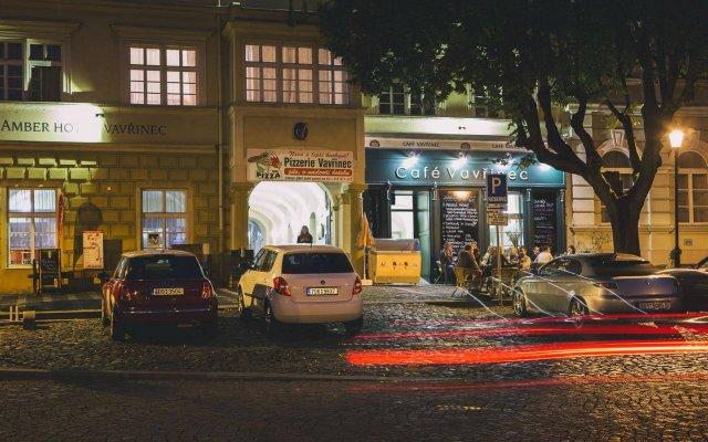 Hotel Vavrinec Злонице вид на фасад