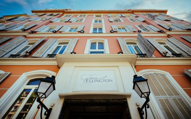 Hotel Ellington Nice Centre вид на фасад