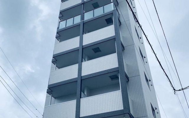 Отель Residence Tenjinn Minami Япония, Фукуока - отзывы, цены и фото номеров - забронировать отель Residence Tenjinn Minami онлайн вид на фасад