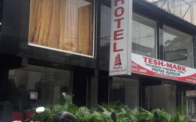 Отель Ayenda 1414 HCR Pasarela вид на фасад