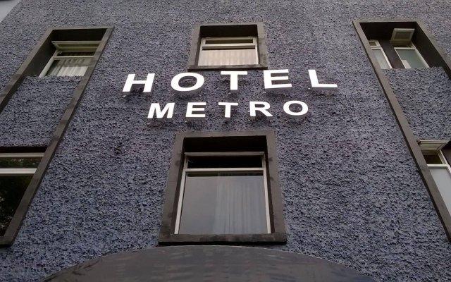 Отель Metropolitan Мексика, Гвадалахара - отзывы, цены и фото номеров - забронировать отель Metropolitan онлайн вид на фасад
