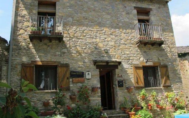 Отель Casa Gerbe Испания, Аинса - отзывы, цены и фото номеров - забронировать отель Casa Gerbe онлайн вид на фасад