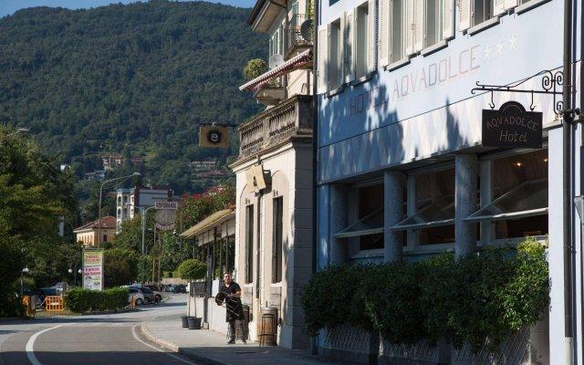 Отель Aquadolce Италия, Вербания - отзывы, цены и фото номеров - забронировать отель Aquadolce онлайн вид на фасад