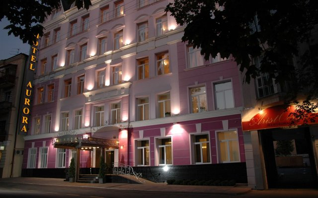 Отель Аврора Премьер