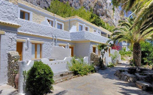 Отель Kalypso Cretan Village Resort & Spa вид на фасад