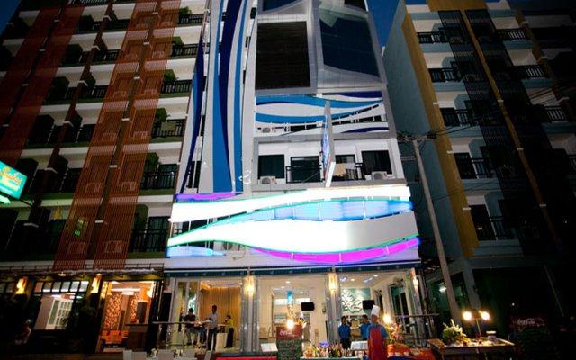 Sea Cono Boutique Hotel вид на фасад