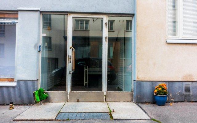 Отель WeHost Kankurinkatu 4 Финляндия, Хельсинки - отзывы, цены и фото номеров - забронировать отель WeHost Kankurinkatu 4 онлайн вид на фасад