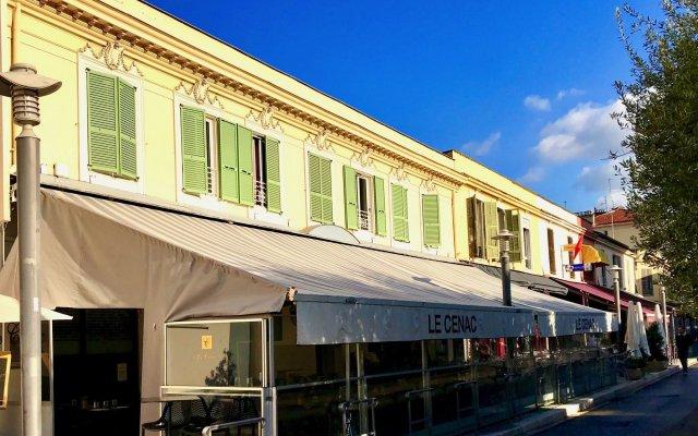 Отель Studios Cenac Riviera вид на фасад
