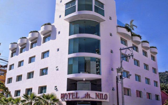 Hotel Nilo вид на фасад