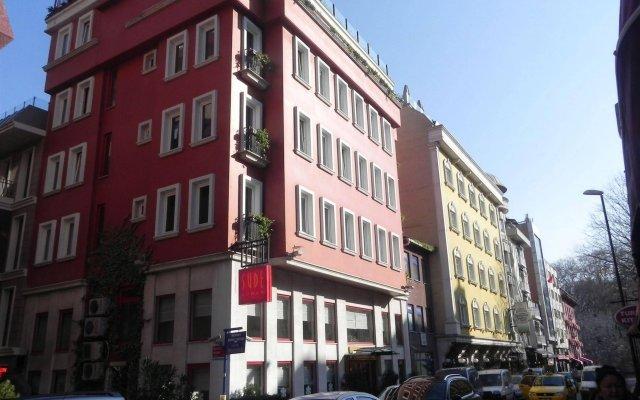 Sude Konak Hotel вид на фасад