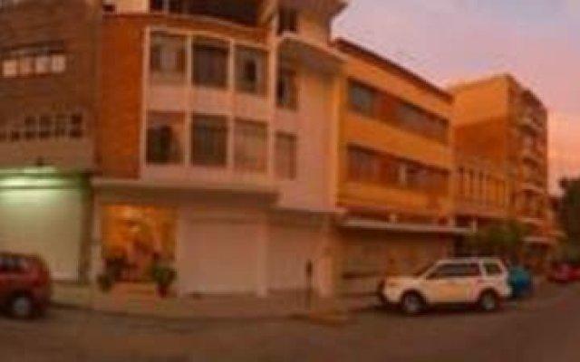 Отель del Angel Мексика, Гвадалахара - отзывы, цены и фото номеров - забронировать отель del Angel онлайн вид на фасад