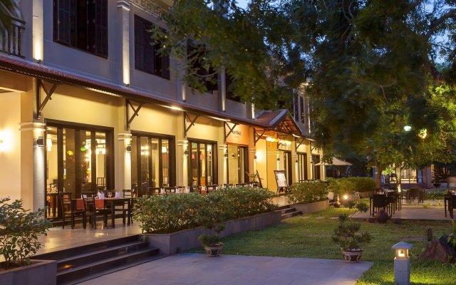 Hoi An Historic Hotel вид на фасад
