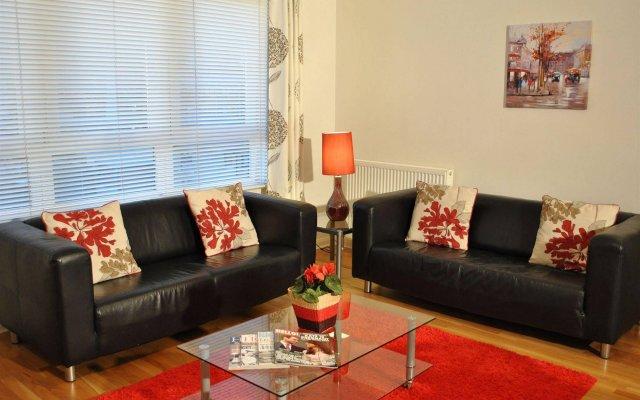Отель Dreamhouse Apartments Edinburgh City Centre Великобритания, Эдинбург - отзывы, цены и фото номеров - забронировать отель Dreamhouse Apartments Edinburgh City Centre онлайн комната для гостей