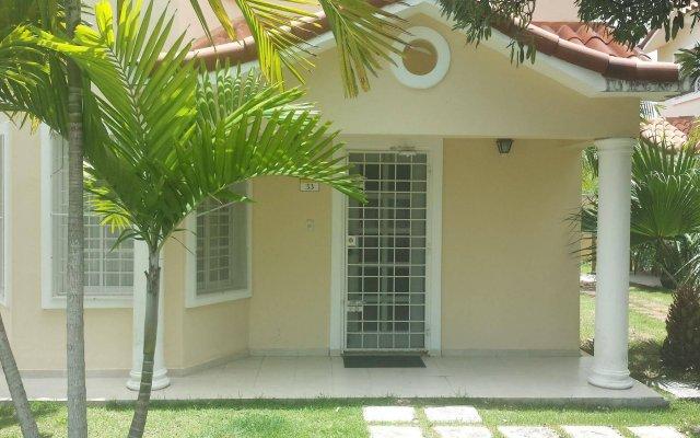 Отель Villas del Sol II Доминикана, Пунта Кана - отзывы, цены и фото номеров - забронировать отель Villas del Sol II онлайн вид на фасад