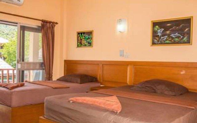 Отель Carabao Dive Resort комната для гостей