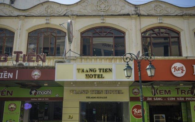 Trang Tien Hotel вид на фасад