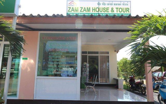 Отель Zam Zam House Ланта вид на фасад