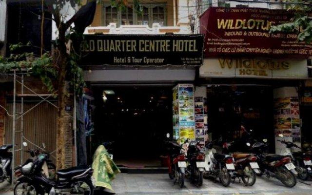 Отель Old Quarter Centre Hotel Вьетнам, Ханой - отзывы, цены и фото номеров - забронировать отель Old Quarter Centre Hotel онлайн вид на фасад