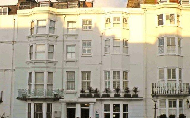 Отель Five Великобритания, Кемптаун - отзывы, цены и фото номеров - забронировать отель Five онлайн вид на фасад