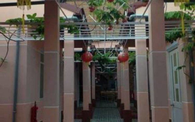 Отель Hana Resort & Bungalow вид на фасад